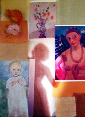 Postkarte Produktion Paula